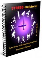 Erste Hilfe bei STRESS mit einfachen Übungen (eBook)