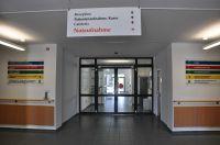 Asklepios Klinik Pasewalk, Eingang Ostseite