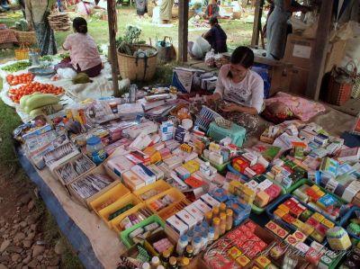 Wer seine Medikamente nicht auf dem Bazar kaufen will, sollte genügend Vorrat mitnehmen. Foto: (cc) CCFoodTravelcom/flickr.com