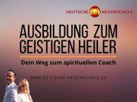 Geistiges Heilen lernen - durch eine Heilerausbildung  das eigene Heilungspotential entdecken und entwickeln