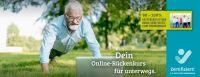 Gesetzlich versichert sein – ein Mal als Vorteil / zertifizierter Online-Präventionskurs Rückentraining