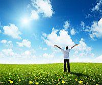 Sonne schenkt Leben