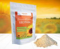 Sonnenblumenlecithin von IVOVITAL ist vegan und kann als tägliche Nahrungsergänzung oder Backzutat in der Küche eingesetzt werden.