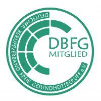Das Mitgliedersiegel des DBFG e.V.