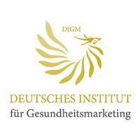 Logo - Deutsches Institut für Gesundheitsmarketing