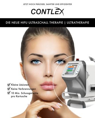 Die neue HIFU Ultraschall Therapie,  Ultratherapie / Ultheraphy