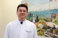 Der Direktor der Frauenklinik, Prof. Dr. Babür Aydeniz, konnte sich über eine hohe Auszeichnung freuen.  Foto: Klinikum Ingolstadt