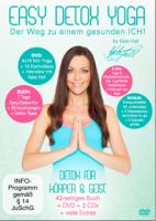 EASY DETOX YOGA by Kate hall