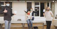 a - Im Kampf gegen COVID-19 liefert die Firma Lepu 5 Millionen Antigen-Schnelltests an österreichische Schulen