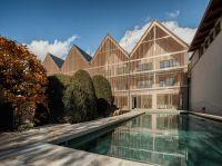 Investieren in der Krise: Romantik Hotel Hirschen eröffnet neuen Wellness-Bereich