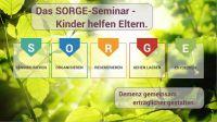 Das SORGE Seminar richten sich an Kinder und Enkelkinder von an einer Demenz erkrankten Müttern, Vätern oder Großeltern.