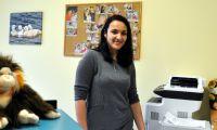 Frau Dr. Mirjam Bennedjema, Kinderärztin an der Asklepios Klinik Pasewalk