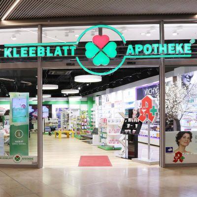 Kleeblatt Apotheke, Fotocredit Katja Hausmann
