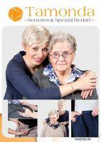 bequeme Mode für Senioren bei Pflegebedürftigkeit und mobilen Einschränkungen