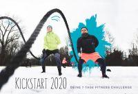 """Kostenfreie Bootcamp """"Kickstart"""" Fitness Events in 38 deutschen Städten"""