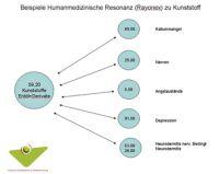 Humanmedizinische Resonanzen zu Kunststoffen