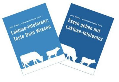 """Die neue eBook-Serie """"Laktosefrei Leben"""" für das Kindle"""