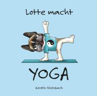 Lotte macht Yoga