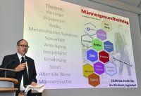 Zum ersten Mal hat der Männergesundheitstag im Klinikum Ingolstadt stattgefunden. Foto: Klinikum Ingolstadt