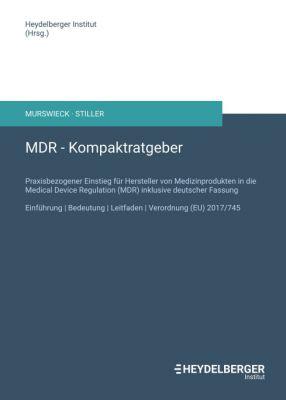 """MDR - Kompaktratgeber"" von Michael W. Stiller, Raphaël G.D. Murswieck"