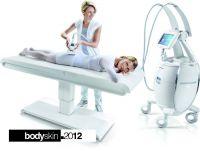 Endermologie und Lipomassage auf der bodyskin 2012 in der Kosmetikschule Schäfer