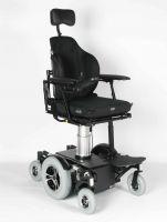 Variabel: Für die Elektrorollstühle von TA Systems stehen drei Antriebsvarianten zur Auswahl.