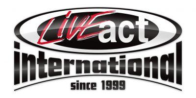 Live act International Stuttgart