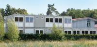 In Uelzen errichtete ELA eine Dialysepraxis aus 33 Containermodulen.