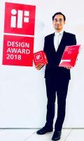 MysteryVibe bekommt IF Design Award 2018 für Crescendo