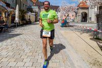 Nach zwei Bandscheibenvorfällen und Physiotherapie in Kempten wieder fit für den Halbmarathon