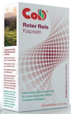 CoD - Roter Reis - exklusiv bei Chironmed