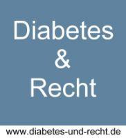 Kompetente Rechtsinformationen für Menschen mit Diabetes