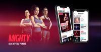 Neue Fitness-App Mighty ermutigt Frauen sich zur Wehr zu setzen; Startet besonderes Angebot zum Frauentag