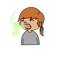 gesunde Zähne, guter Atem, Mundgeruch, Mundgeruch beseitigen, nie mehr Mundgeruch, schlechter atem, Ursachen für Mundgeruch