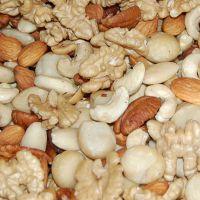 Nüsse Mix Nussmischung Natur