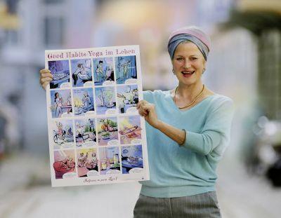 Neue Drucke-Edition für Yoga, Coaching und Heilberufe von Künstlerin Petra Darshan Kolitsch