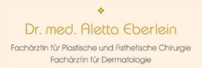 Praxisklinik für Plastische und Ästhetische Chirurgie  Dr. med. Aletta Eberlein