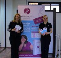 Foto: Weronika Zeis (links) und Viktoria Zeis (rechts) von Active X-press in Recklinghausen.