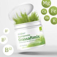 Supergreens Grassaftmix  - effective nature