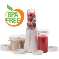 Personal Blender, der flinke Mixer für Smoothies to go