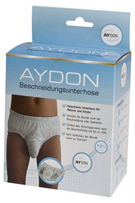 Spezial Unterhosen nach Beschneidung teilweise von