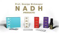 Die originale NADH-Produktpalette von Prof. Birkmayer