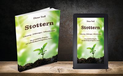 Dieter Trolls Buch bietet Hilfe zur Selbsthilfe
