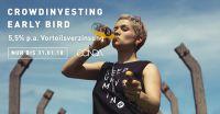 Superdrink lässt Crowdinvestoren bei neuer Biokampagne mitentscheiden.