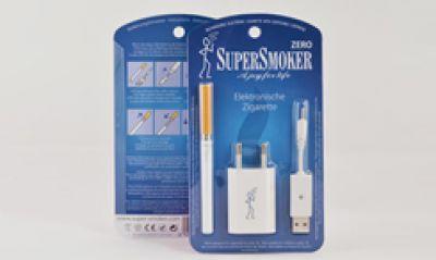 SuperSmoker® liquid-e-Zigarette-Shop – eine tolle und gesunde Produktalternative für alle Raucher