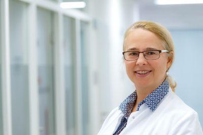 Dr. Drothee Drüppel, Netzwerkkoordinatorin des BrustZentrums Kreis Recklinghausen