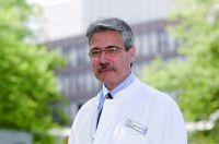 Prof. Dr. Gunther Lenz, der Direktor des Instituts für Anästhesie und Intensivmedizin.  Foto: Klinikum Ingolstadt