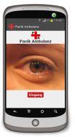 Panik Ambulanz die neue mobile App