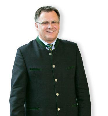 Heribert Fastenmeier wurde für weitere fünf Jahre zum Geschäftsführer des Klinikums Ingolstadt bestellt.  Foto: Klinikum Ingolstad