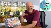 Visionboard + Meditation + Dialyse für die Seele = Königsweg zu Glück Erfüllung Gesundheit
